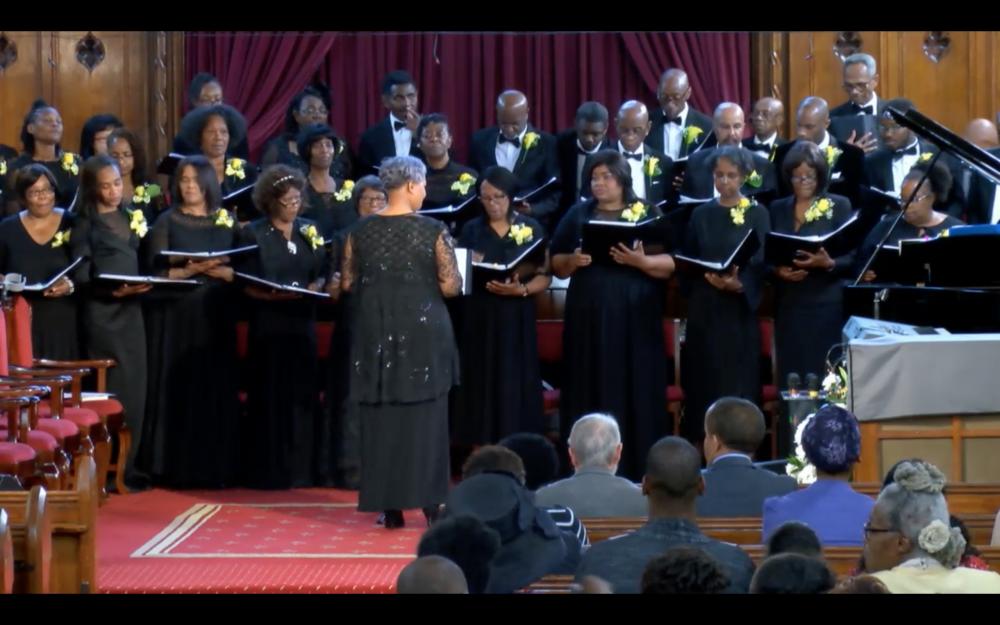 Church Choir Concert Image