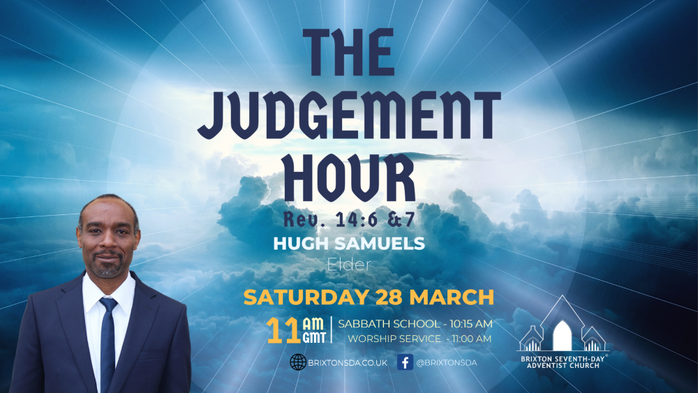 The Judgement Hour - March-21 Image