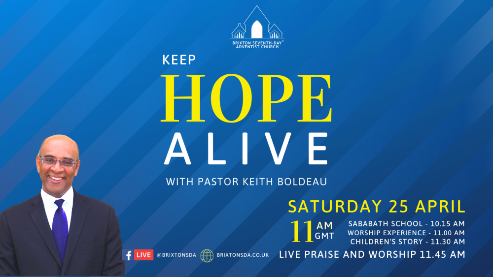 Keep Hope Alive Image